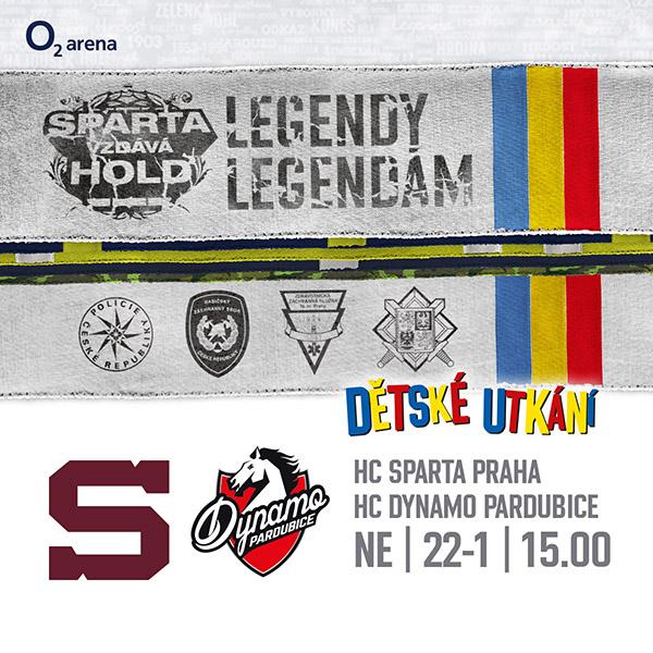 18 HC Sparta Praha - HC Dynamo Pardubice