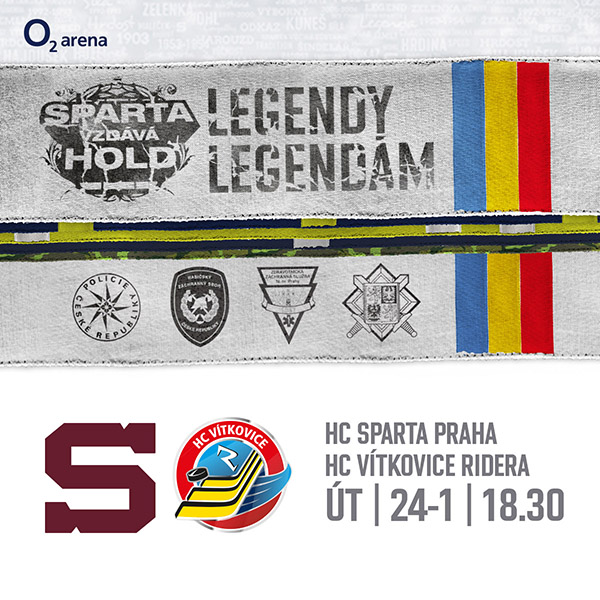 17 HC Sparta Praha - HC Vítkovice Ridera
