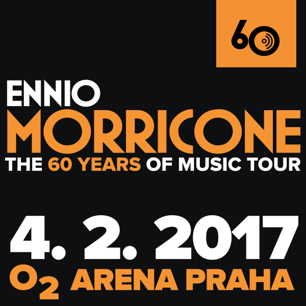 Ennio Morricone – 60 Years of Music World Tour