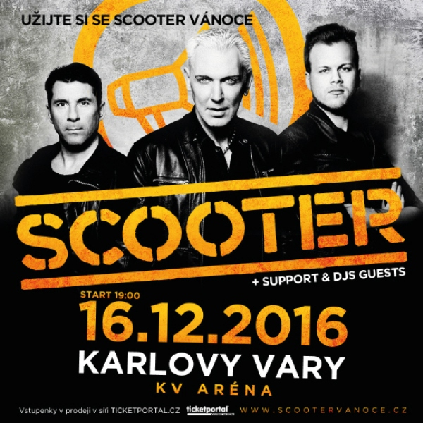 SCOOTER & support & DJs guests
