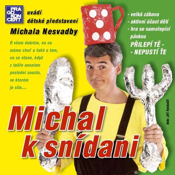 Kouzelná školka-Michal k snídani-NAROZENINOVÝ ROK