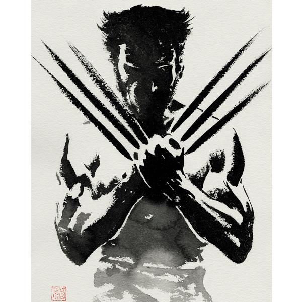 Logan:Wolverine