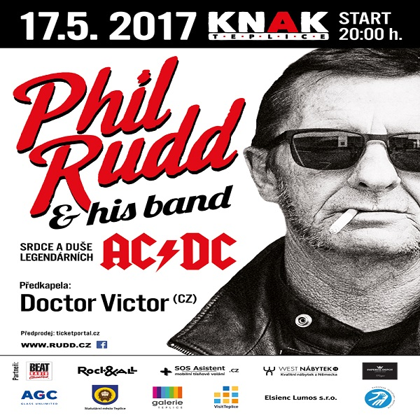 PHIL RUDD & HIS BAND
