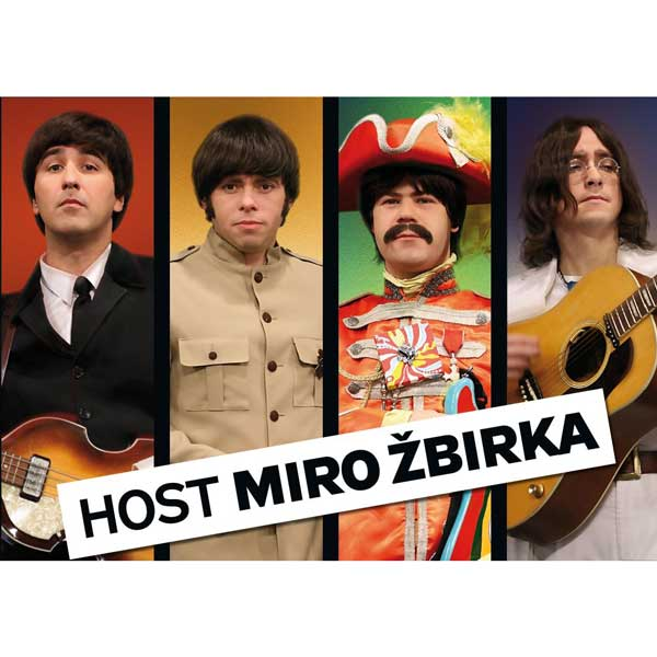 THE BACKWARDS – Beatles revival - BEATLES LEGENDS