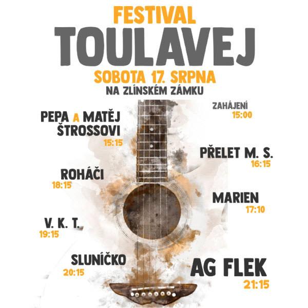 TOULAVEJ folkový festival
