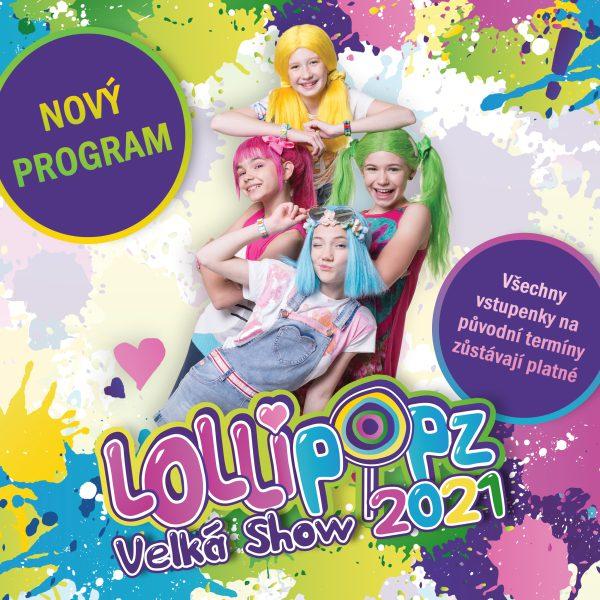 LOLLIPOPZ - Velká show