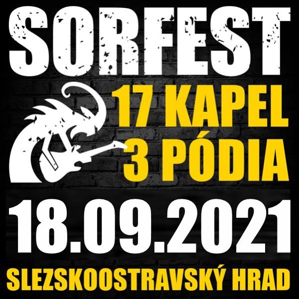 Slezskoostravský Rock-Fest 2021 Open Air