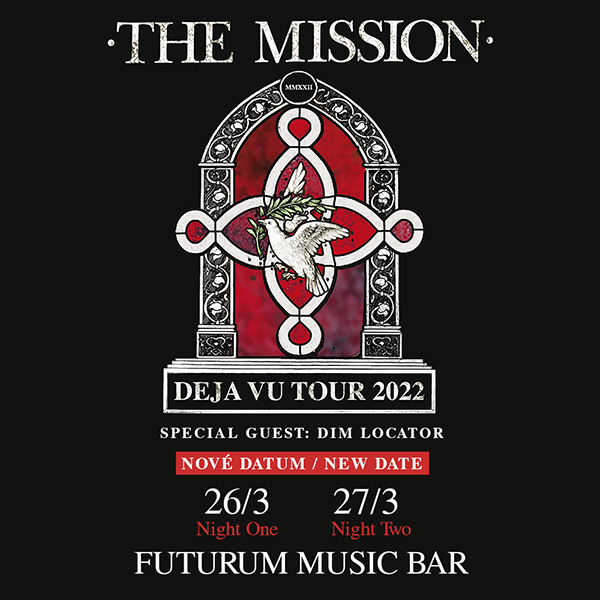 The Mission / UK
