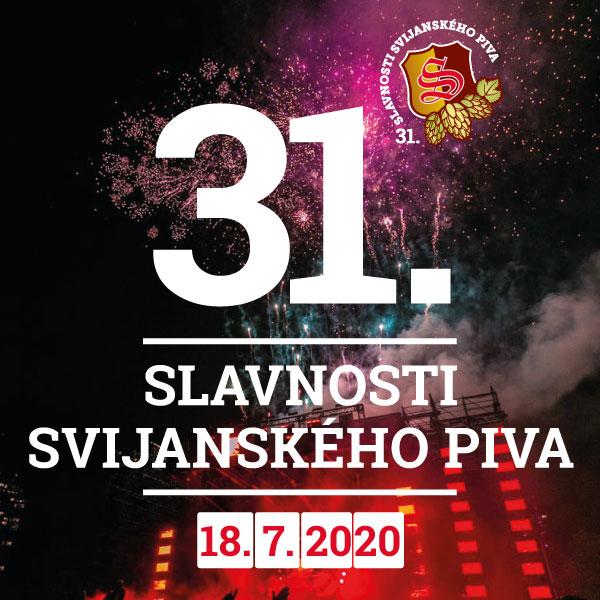 SLAVNOSTI SVIJANSKÉHO PIVA 2020