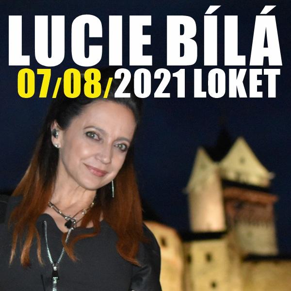 LUCIE BÍLÁ Loket 2021