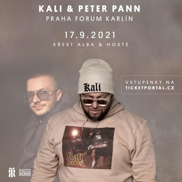 KALI & PETER PANN - LEPŠÍ / KŘEST ALBA & HOSTÉ
