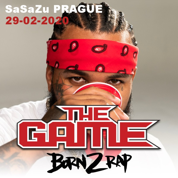 THE GAME live at Prague