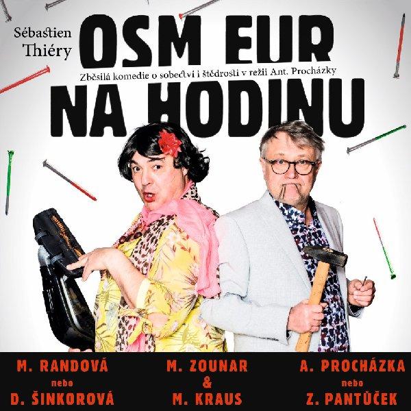 OSM EUR NA HODINU (Sébastien Thiéry)