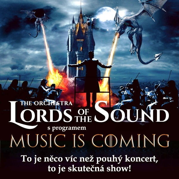 """LORDS OF THE SOUND vprogramu """"Music is coming"""""""