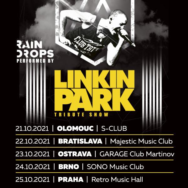 LINKIN PARK TRIBUTE SHOW tour