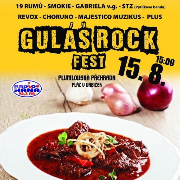 GULÁŠ ROCK FEST VI.