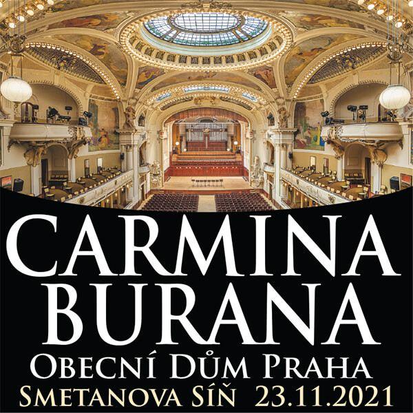 CARMINA BURANA, Carl Orff