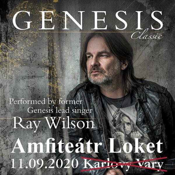 RAY WILSON: GENESIS CLASSIC / Žlutý pes + Czech It