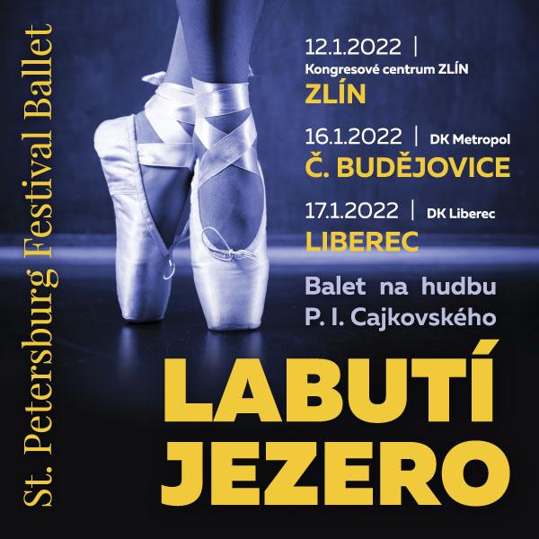 St. Petersburg Festival Ballet - Labutí jezero