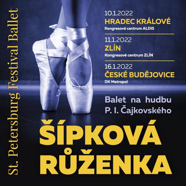 St. Petersburg Festival Ballet - Šípková Růženka