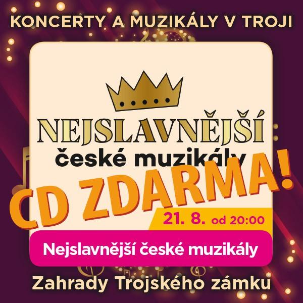 NEJSLAVNĚJŠÍ ČESKÉ MUZIKÁLY / K.Svoboda a M.David