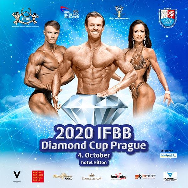 IFBB DIAMOND CUP PRAGUE 2020