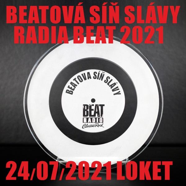 Beatová síň slávy Radia BEAT 2021