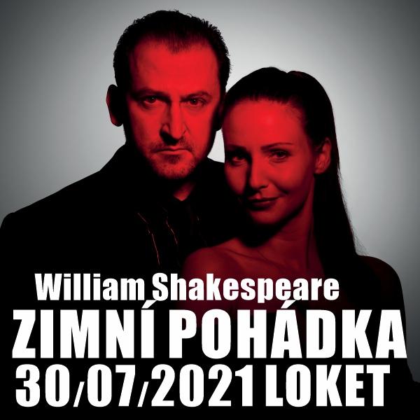 ZIMNÍ POHÁDKA, William Shakespeare