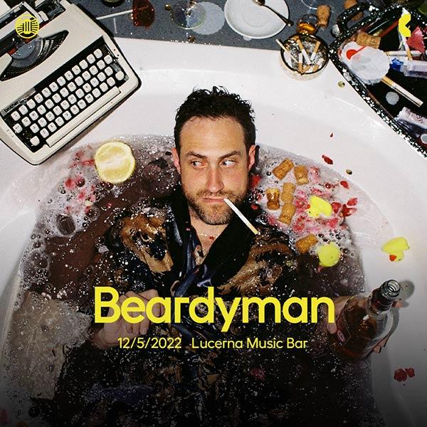 Beardyman / UK