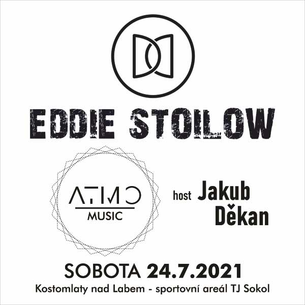 Eddie Stoilow / ATMO music / Jakub Děkan