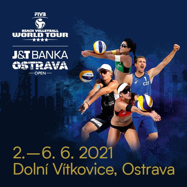 J&T Banka Ostrava Beach Open 2021