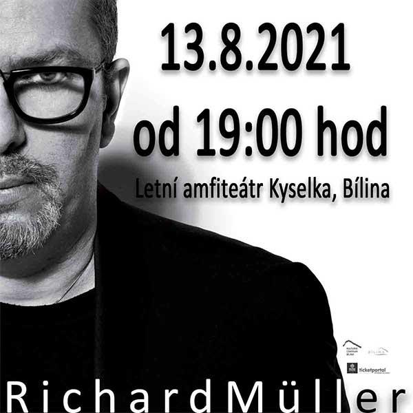 LETNÍ KONCERT RICHARDA MÜLLERA