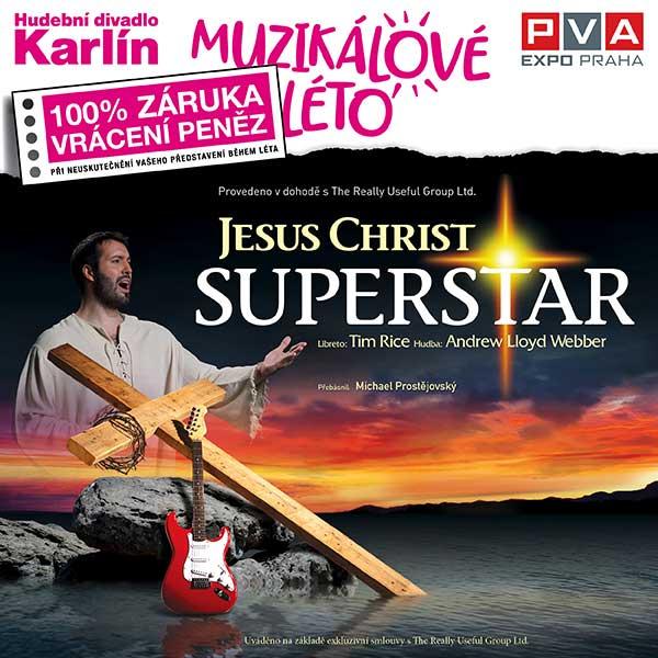 JESUS CHRIST SUPERSTAR – koncertní verze