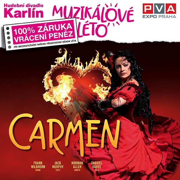 CARMEN – koncertní verze
