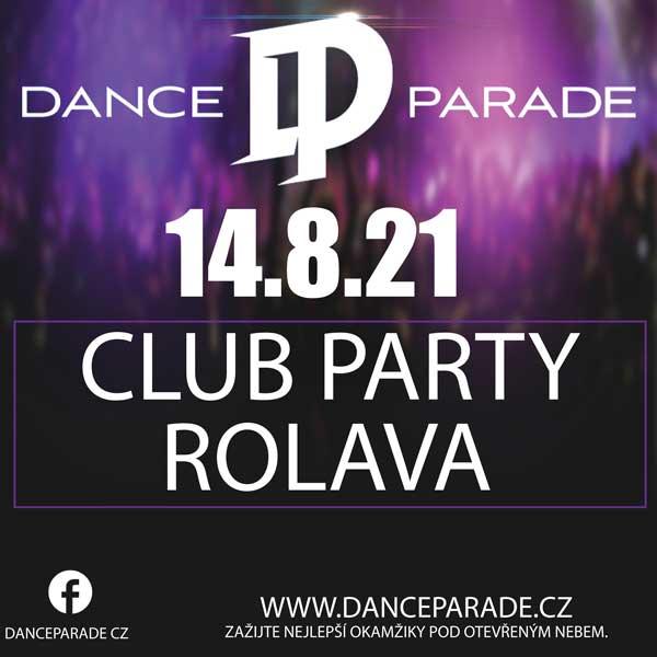 DANCEPARADE CLUB PARTY ROLAVA