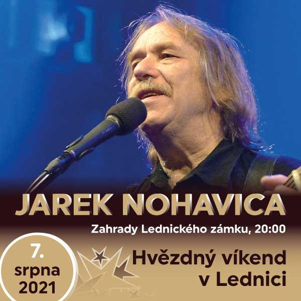 JAREK NOHAVICA, Lednice