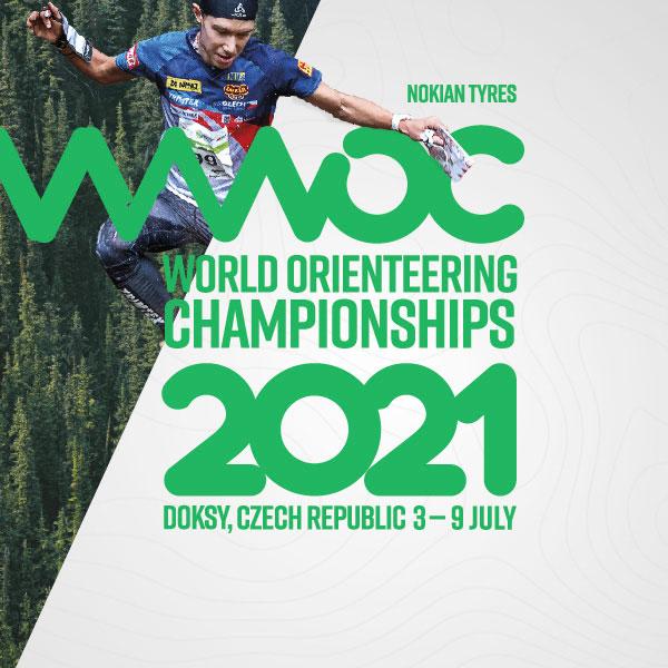 WOC2021 / Mistrovství světa v orientačním běhu