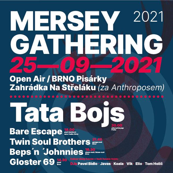 MERSEY GATHERING 2021 S TATA BOJS