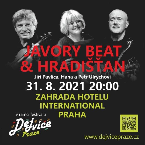 J. Pavlica, Hradišťan & H+P Ulrychovi, Javory Beat
