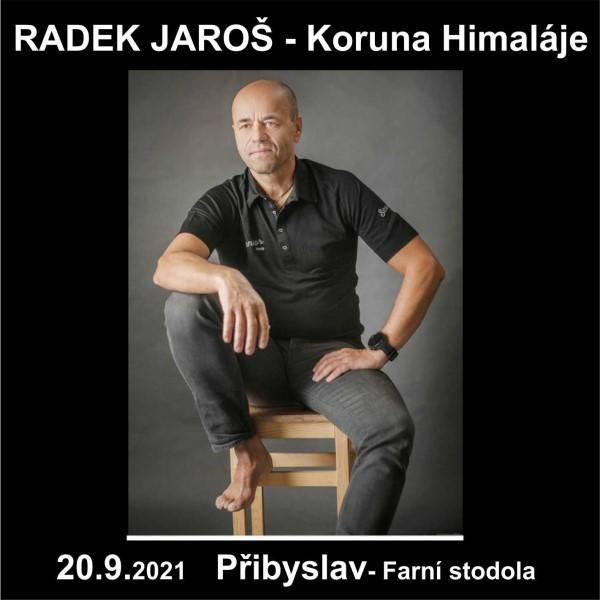 Radek Jaroš - Koruna Himálaje
