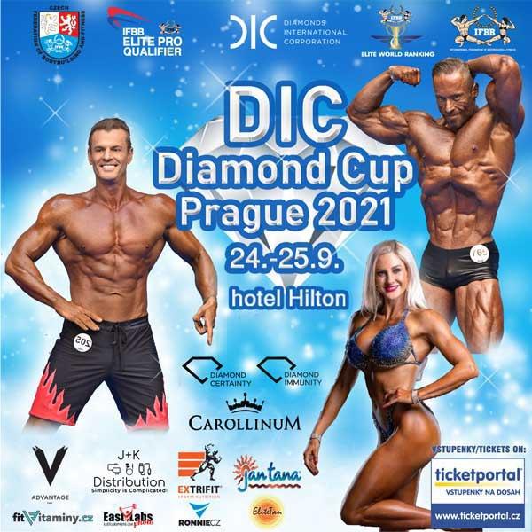 DIC DIAMOND CUP PRAGUE 2021