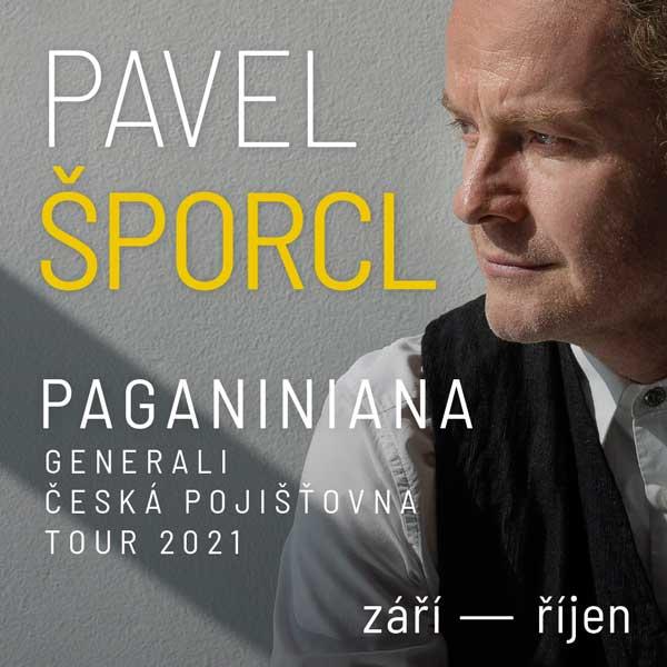 Pavel Šporcl - Paganiniana Tour 2021