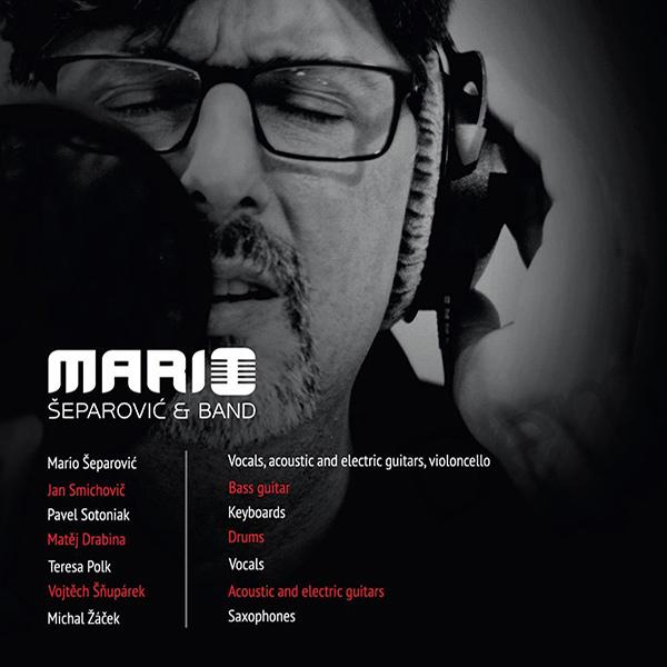 MARIO ŠEPAROVIĆ & BAND