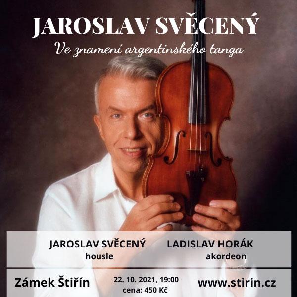 Jaroslav Svěcený – Ve znamení argentinského tanga