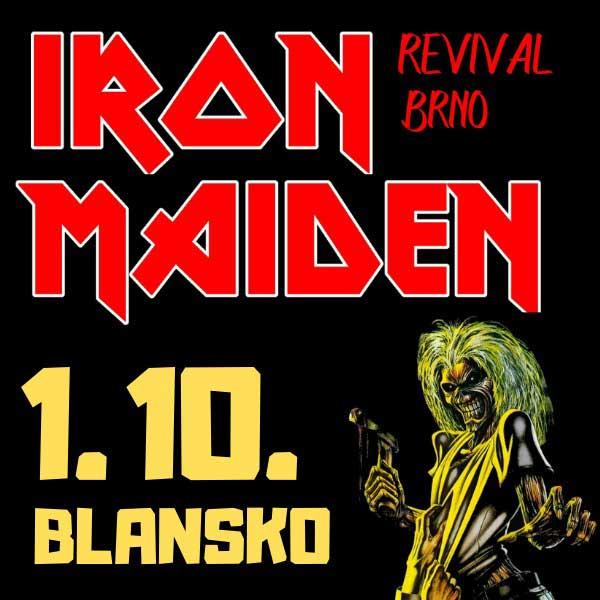 Iron Maiden Revival Brno