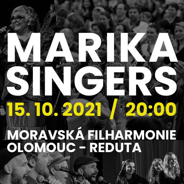 MARIKA SINGERS koncert