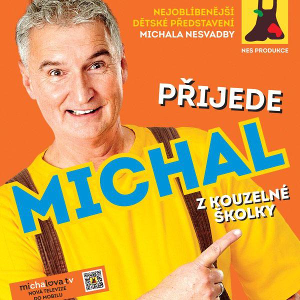 Michal Nesvadba: MICHAL JE NA HRANÍ