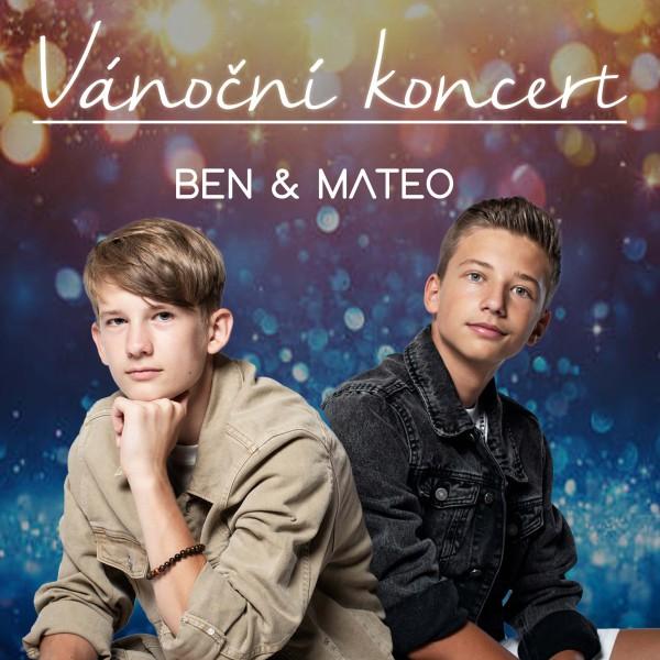 BEN & MATEO - Vánoční koncert