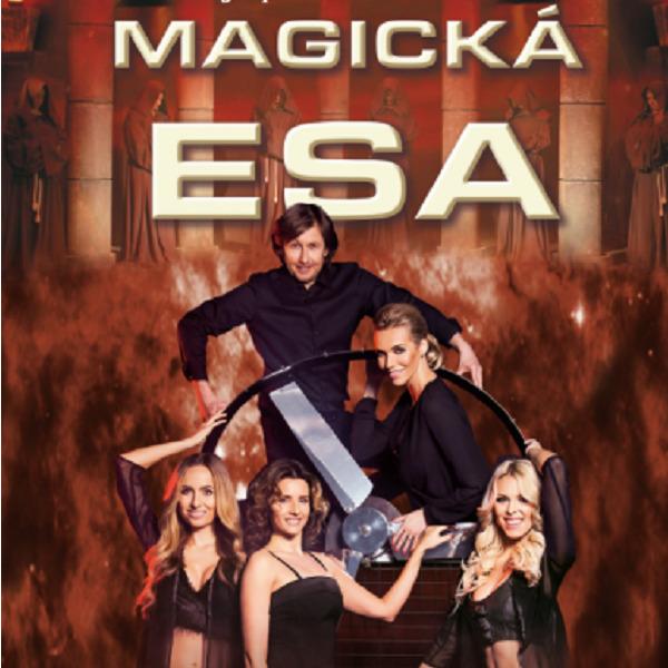 Pavel Kožíšek: Magická esa