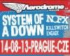 Aerodrome Festival - SYSTEM OF A DOWN & Guests